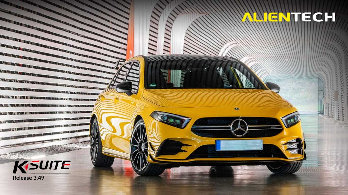 reprogrammation flexfuel ethanol E85 Mercedes A AMG sur perpignan 66