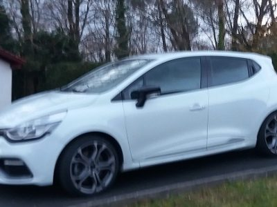 reprogrammation flexfuel ethanol E85 Renault Clio RS 2014